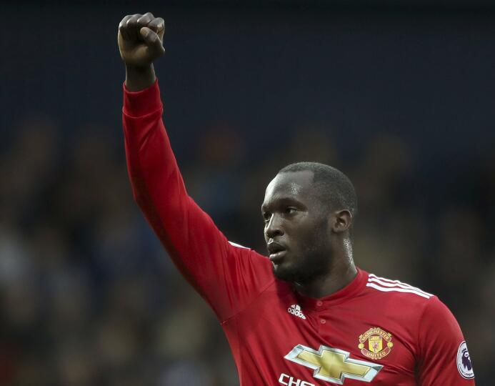 8. Romelu Lukaku (Manchester United) - 164,8 millones de euros