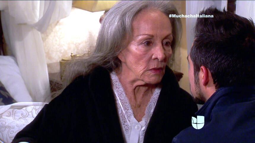 ¡Uff! Pedro y Fiorella casi son descubiertos por Vittorio 22450926160648...