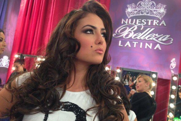 La colombiana se define como una mujer sencilla, amorosa,  alegre y muy...