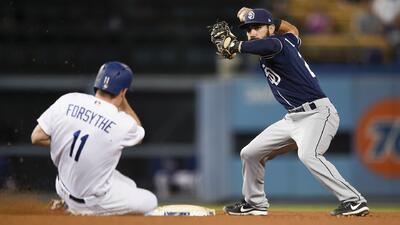 Padres y Dodgers son rivales de la División Oeste de la Liga Nacional