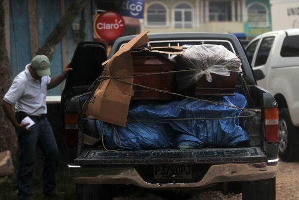 Las autoridades guatemaltecas responsabilizaron al cartel mexicano de na...