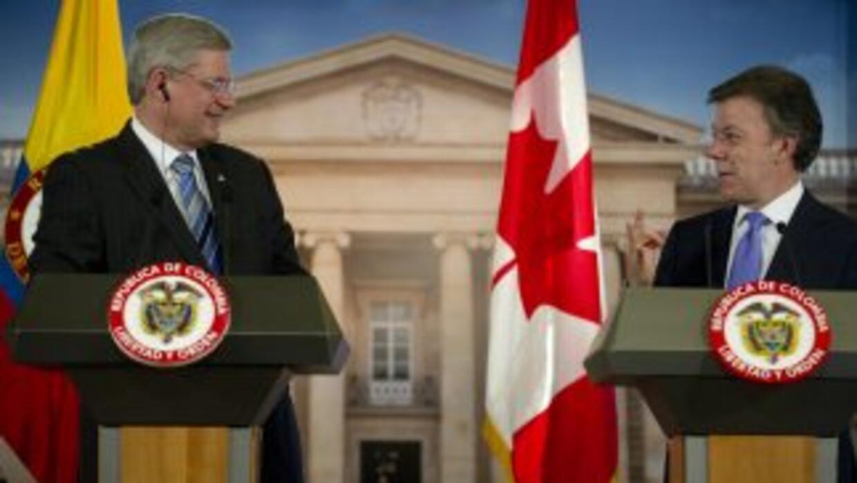 El TLC entre Colombia y Canadá empezó a operar este lunes, el primero de...
