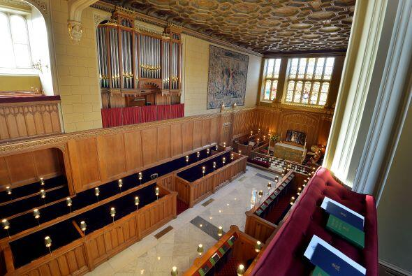 El arzobispo de Canterbury, Justin Welby, bautizará al peque&ntil...