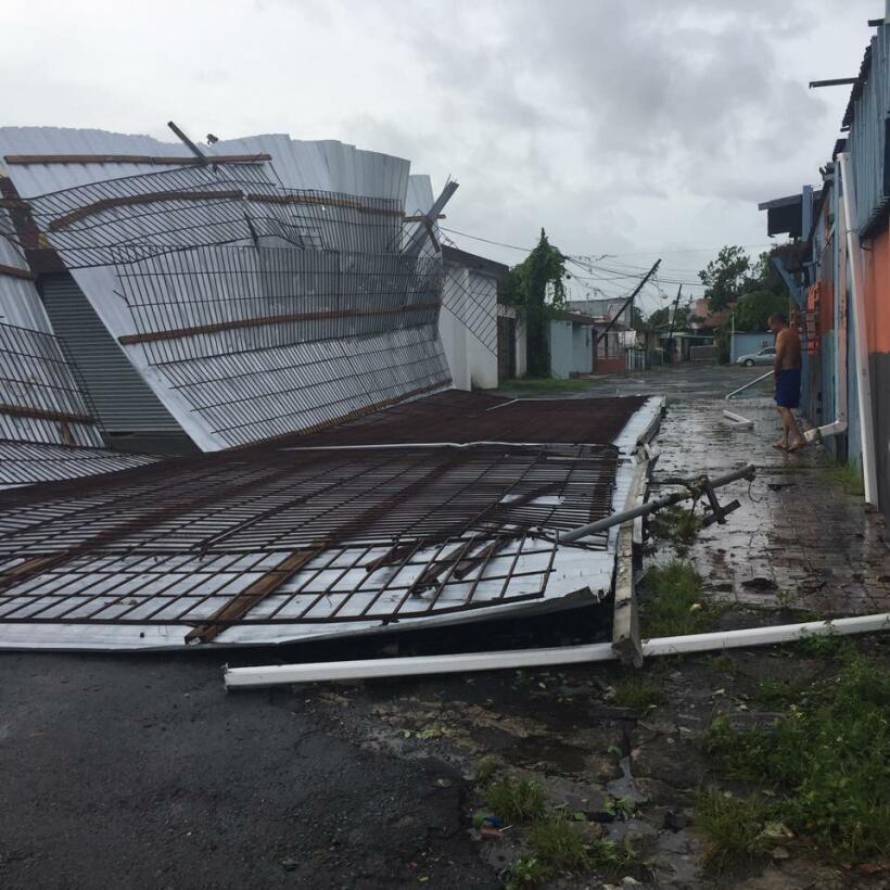 Huracán Irma Puerto Rico
