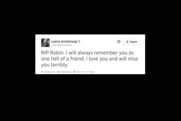 Lance Amstrong fue uno de ellos.