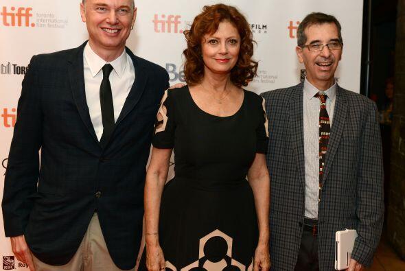 También hizo 'The Last of Robin Hood' el año pasado, con Susan Sarandon....