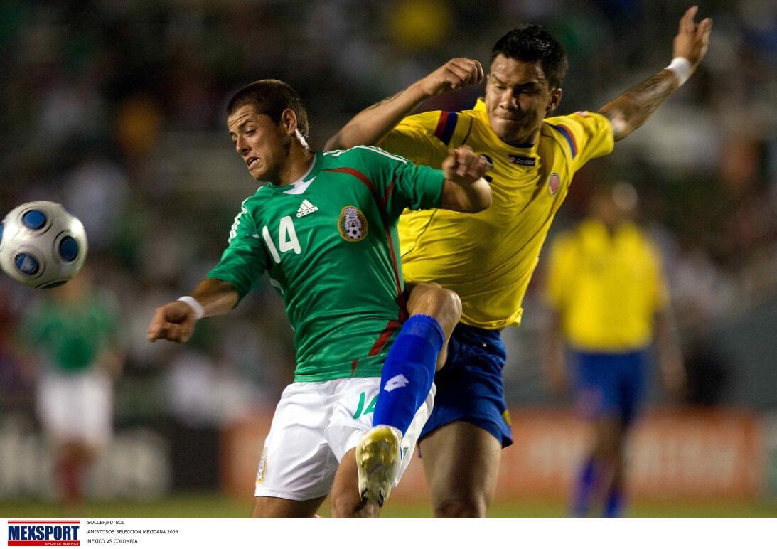 'Chicharito' Hernández el máximo goleador del 'Tri' 20090930_6416.jpg