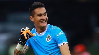 """Raúl Gudiño está seguro de que """"paso a paso"""" Chivas alcanzará sus objetivos"""