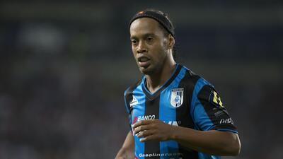 Vasco da Gama confirma negociaciones con Ronaldinho