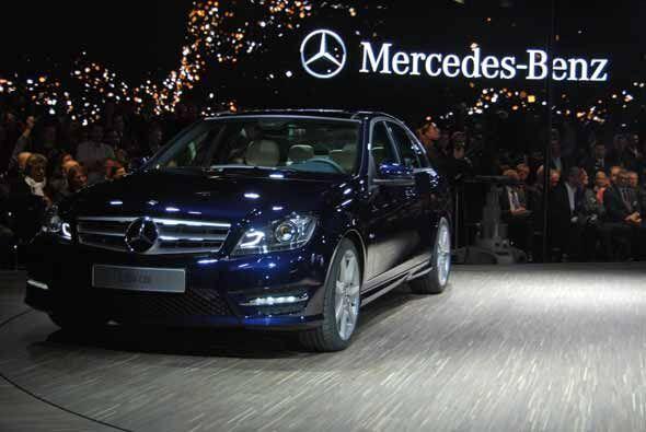 Mercedes-Benz le hizo varias mejoras al nuevo modelo, que ahora luce muc...