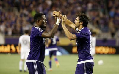 Larin y Kaká, figuras en el triunfo de Orlando City ante Montr&ea...