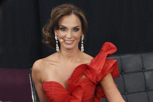 "Lupita se coronó primero como ""Señorita Baja California"" en 1990 y en se..."