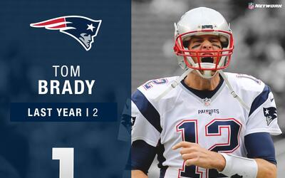 #1: Tom Brady (QB, Patriots) | Top 100 Jugadores 2017