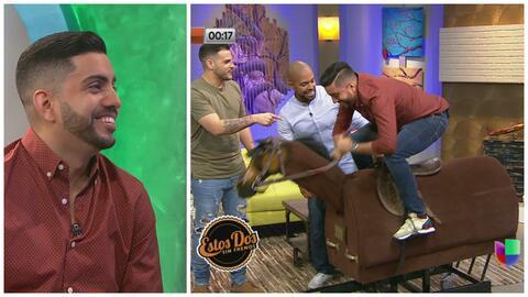 Hector 'The Playmaker' habla del éxito del show radial deportivo en La G...