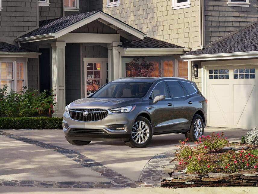 Esta es la Buick Enclave 2018 en fotos 2018-Buick-Enclave-001.jpg