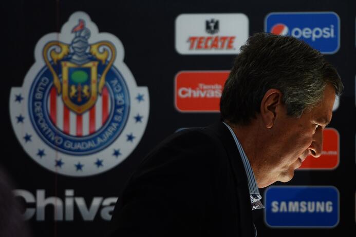 Y una cosa es clara mientras Jorge Vergara siga al frente de Chivas segu...