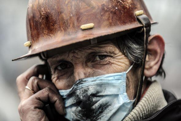 El 1 de diciembre una protesta atrae a unas 300.00 personas, la más nume...