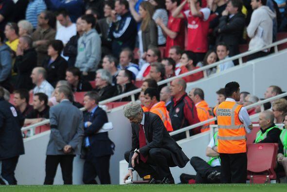 ¿Tan malo era el duelo entre Arsenal y Liverpool? Arsene Wenger prefirió...