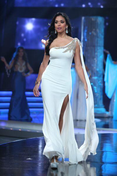 Geisha Montesdeoca es otra de las dominicanas que demostró ser una fuert...