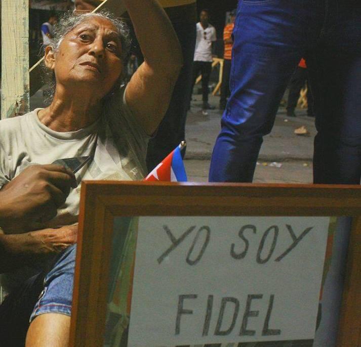 Sonia Villegas asegura que conoció a Fidel Castro en la Sierra Maestra.