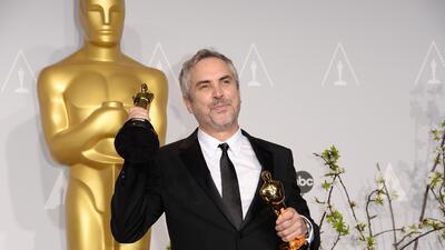 Alfonso Cuarón, el primer cineasta latino en llevarse un Oscar como Mejo...