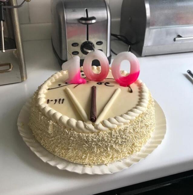 Con este pastel de Laura Zapata inician los festejos por el centenario d...