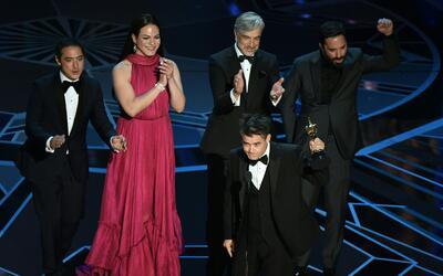 Sebastián Lelio y la actriz Daniela Vega recibieron un Oscar por...
