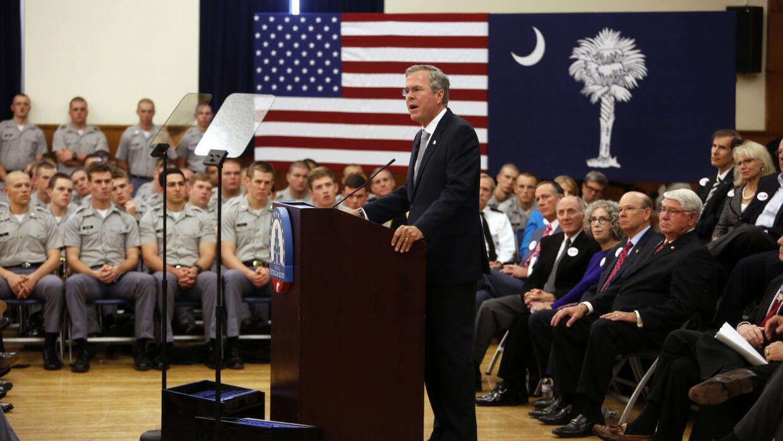 Jeb Bush en La Ciudadela