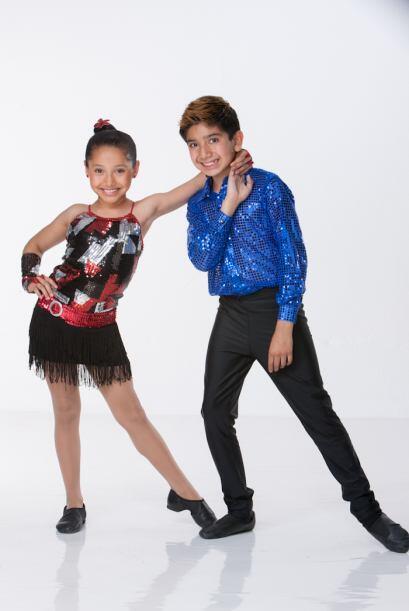 Melissa Méndez y Jarek Hernández