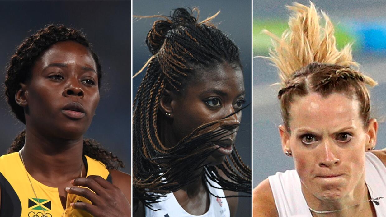 Las fotos y hazañas inolvidables de las mujeres en los Juegos Olímpicos...