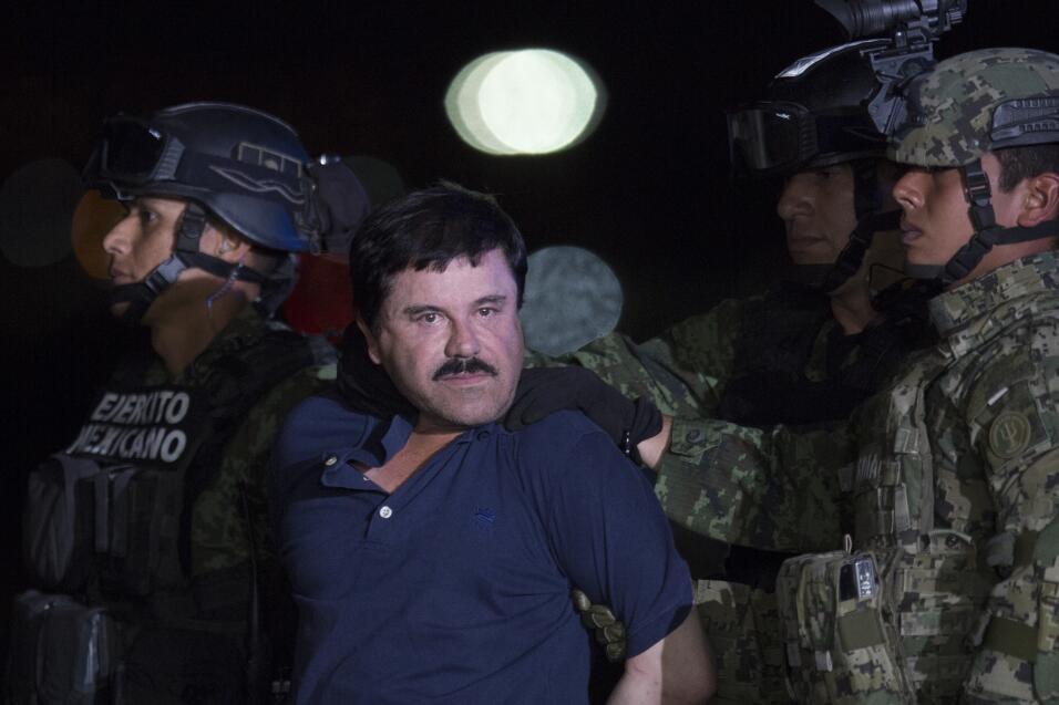 Peña Nieto captura al Chapo