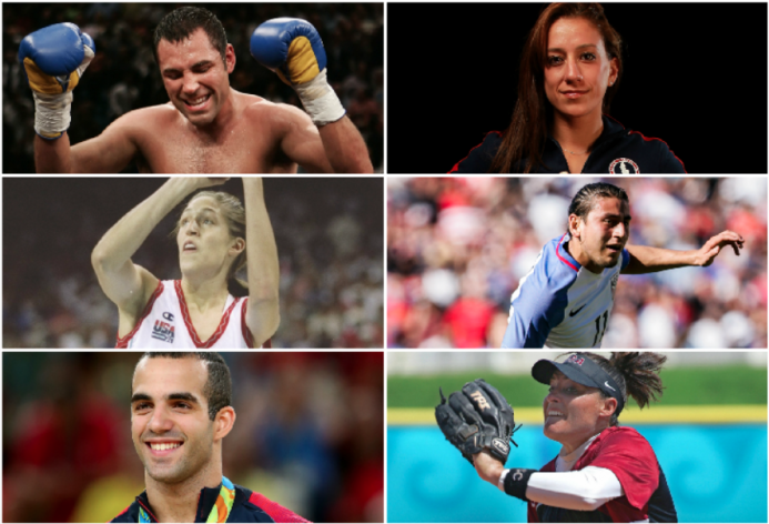 20 deportistas que nos recuerdan el valor de la herencia hispana en los...