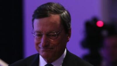 Draghi recalcó que las condiciones que se imponen a un país que se benef...