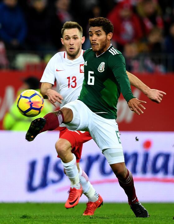 Calificamos a México vs. Polonia