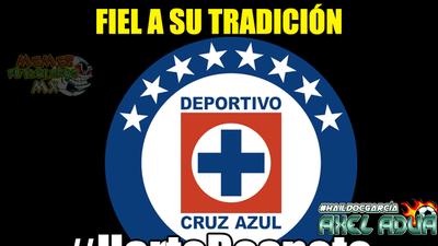 Cruz Azul y Pumas protagonizaron los memes de la jornada