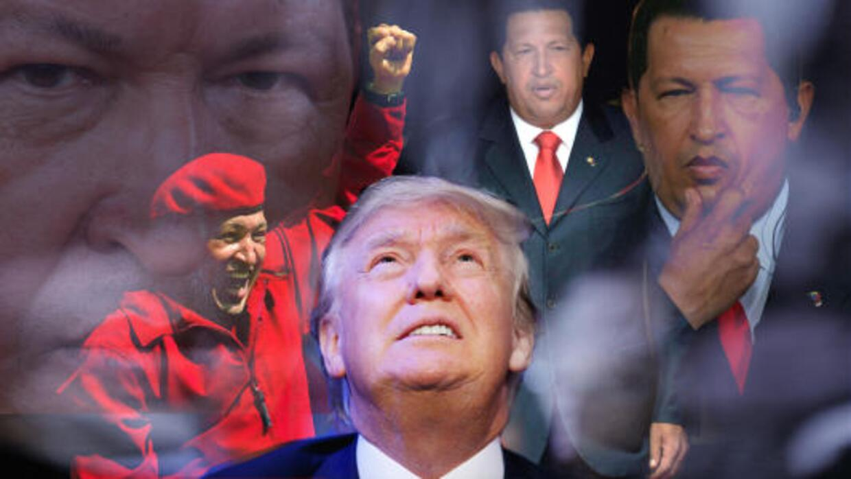 In a crisis Banana Republics often turn to a strongman, like Venezuela&#...