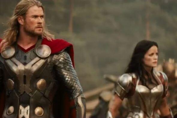 Thor: The Dark World: Los personajes de Marvel sigue siendo  de los favo...