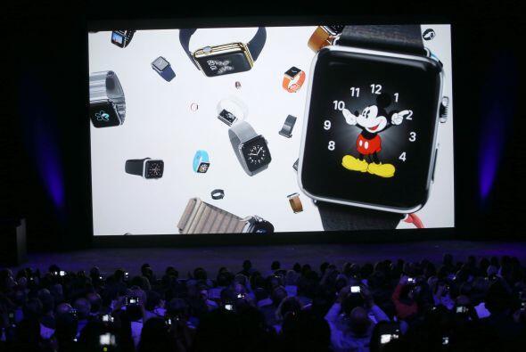 El Watch está pensado para usarse todo el día, todos los días.
