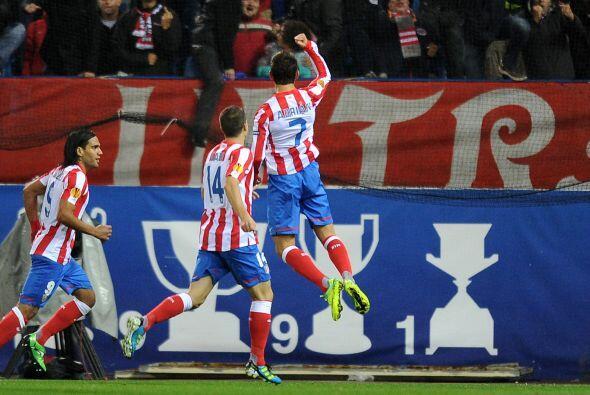 El atacante Adrián se reencontró con el gol para abrir el...