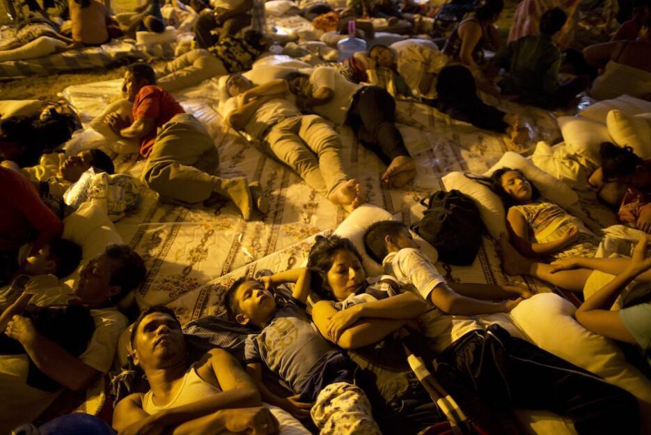 Las imágenes que nos deja el potente terremoto en Ecuador  ecuador27.jpg