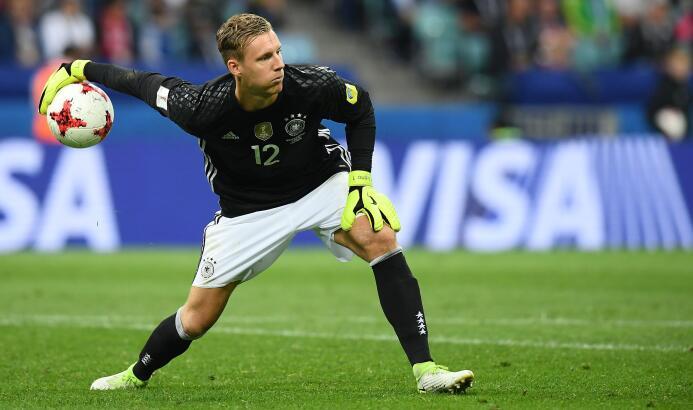 El portero alemán Bernd Leno, del Bayer Leverkusen, sería el reemplazo d...