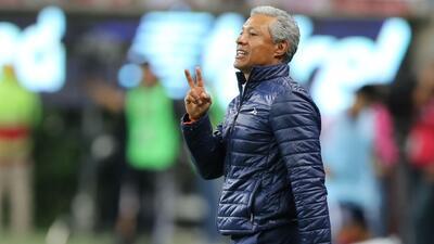 Roberto Hernández, el técnico que salvó a Morelia del descenso y ahora sueña con ser campeón