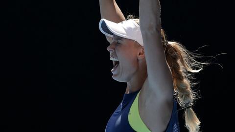 Caroline Wozniacki jugará por el título y por ser la n&uac...