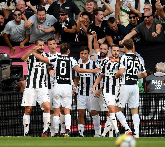 8. Juventus F.C. (Italia): la 'Vecchia Signora' estuvo lejos del...