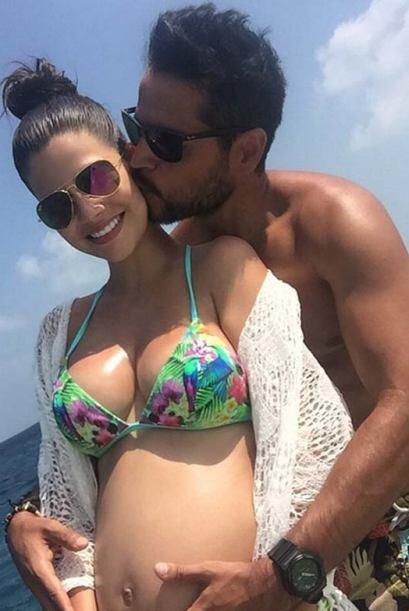 Junto a su esposo Luis, Ana viajó a las Maldivas para descansar antes de...