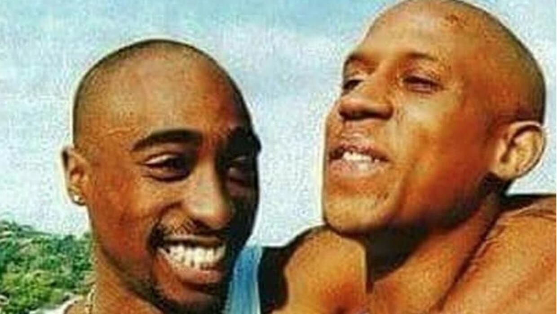 Hussein Fatal fue gran amigo del rapero Tupac Shakur.