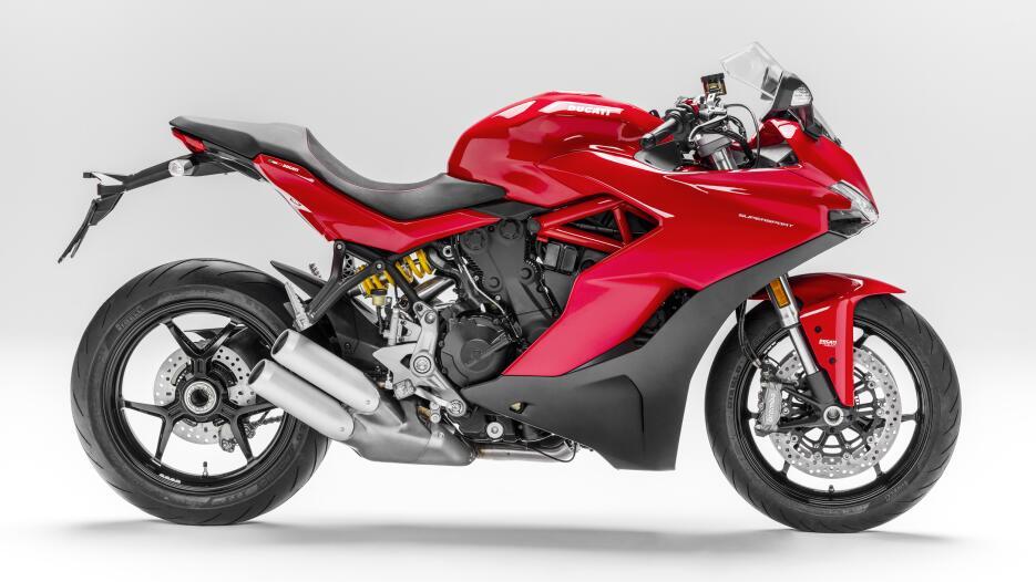 Ducati SuperSport: 113 caballos de fuerza en dos ruedas Ducati 2.jpg