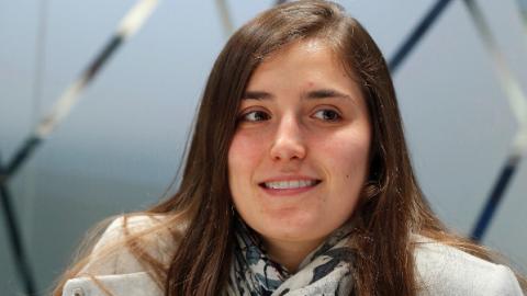 Tatiana Calderón, participó en la GP3 Series y fue piloto de desarrollo...