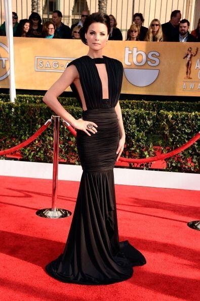 Los más reciente Screen Actors Guild Awards nos permitieron ver vestidaz...