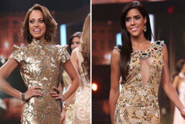 Esta séptima gala, los diseñadores Wilfredo Gerardo, Princ...
